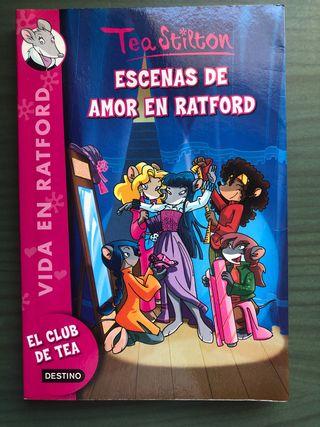 Escenas de amor en Ratford (Tea Stilton)