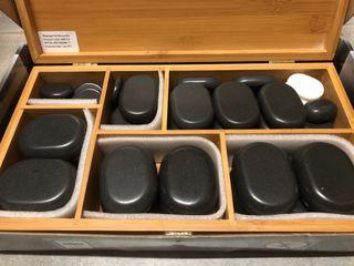 Piedras Rehabilitacion + Calentador