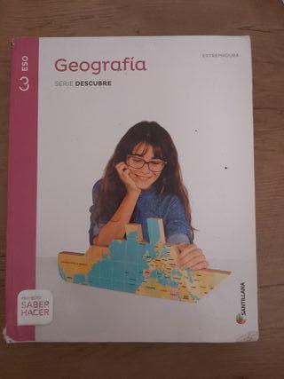 Libros 3°ESO Geografía