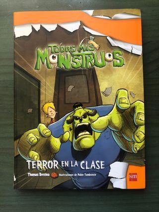 Terror en la clase (Todos mis monstruos)