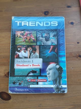 1°Bach. Student's book. Trends