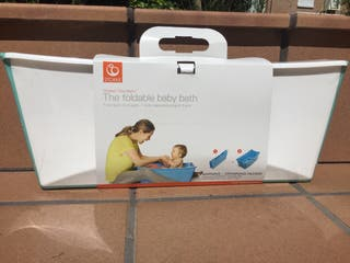 Bañera bebé stokke plegable