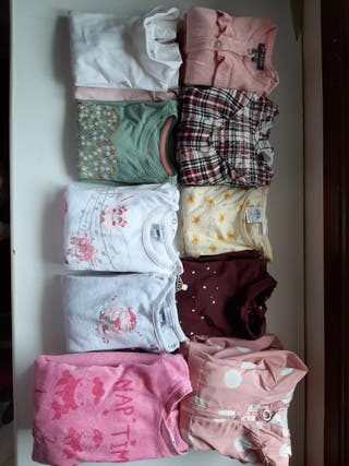 Lote de ropa 12 meses