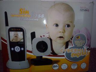 Sistema vigilancia bebe