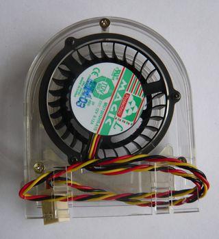 Ventilador para placa madre ordenador