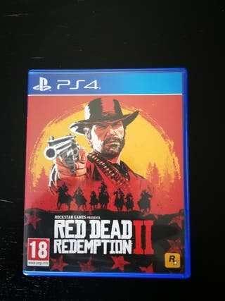 red read redemption II