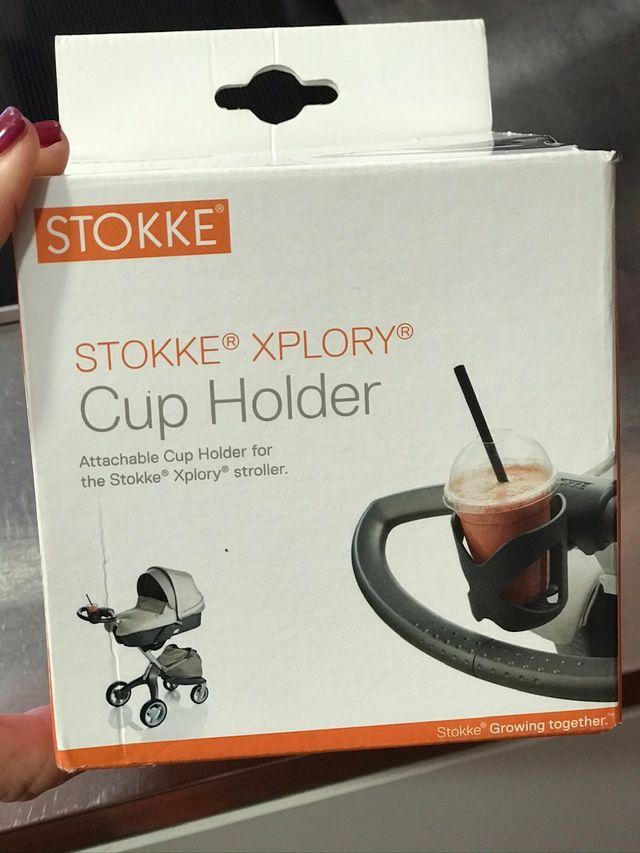carrito Stokke Xplory, silla, capazo y funda invie