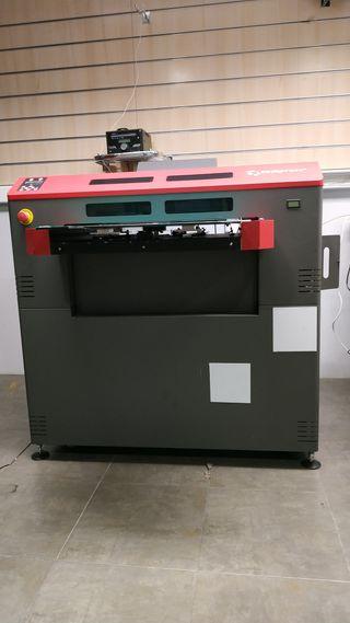 Impresora rigidos UV, marca Compress
