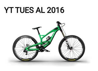 Bici YT TUES AL 2016