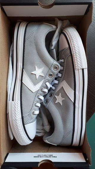 Zapatillas Converse Star Player Gris