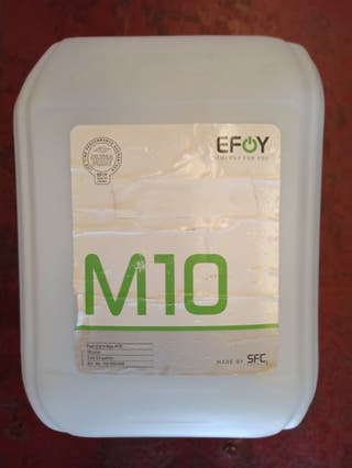 Garrafa ethanol effoy 10l