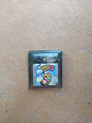 Juego Wario Land 3 Game Boy Color