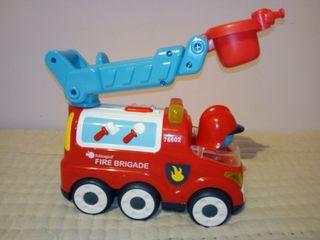 Juguete camion bebe