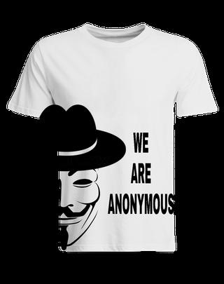 camisetas anonymous