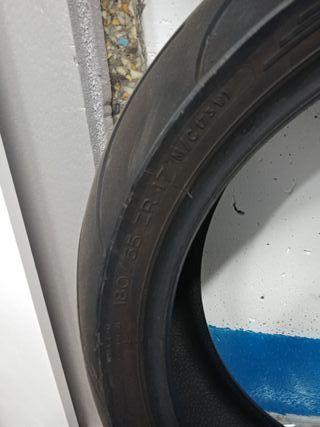 Neumáticos usados Michelin Power Pilot Moto