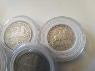 5 Monedas de colección