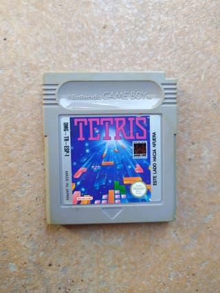 Juego Tetris Game Boy Color
