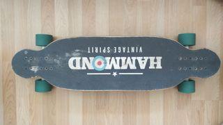 Longboard Hammond Twin Tip