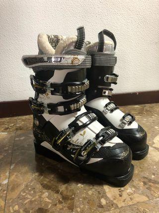 Botas de esquí Salomon niña