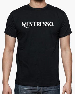 camiseta mestresso (nespresso)