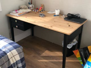 Mesa escritorio de IKEA modelo ARKELSTORP