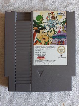 Los Picapiedra (The Flintstones) para NES