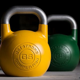 KETTLEBELL COMPETITION GS PRO 12 Kg