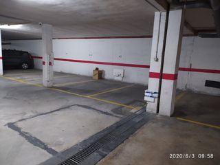 plaza Garaje en alquiler
