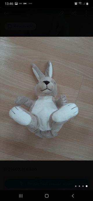 2 conejos de Ikea
