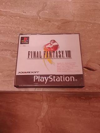 final fantasy 8 ps 1