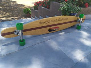 Longboard surfskate