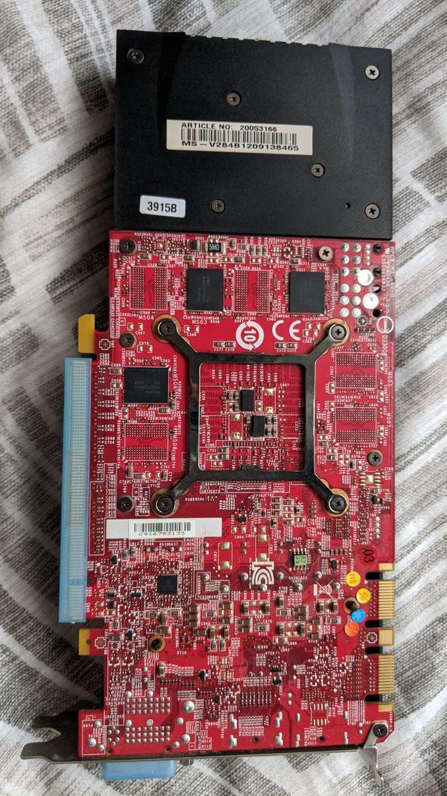 Tarjeta grafica GTX 660 OEM