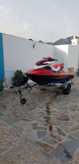 jetski RXP Seadoo