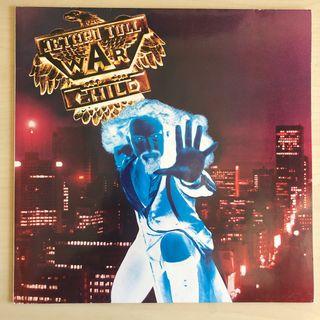 LP vinilo Jethro Tull, Warchild (1974)