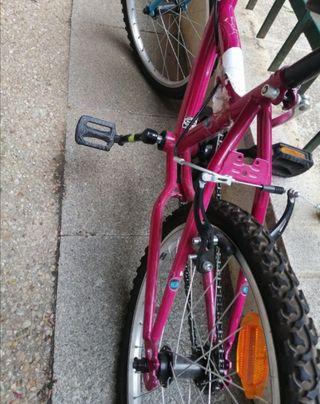 vélo fille enfant