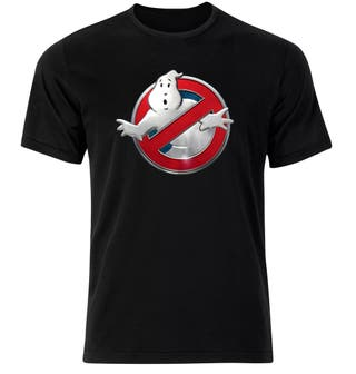 camiseta cazafantasmas