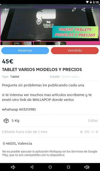 TABLETS AQUI PINCHA Y ENTRA EN MI PERFIL