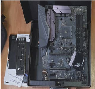 PLACA BASE X370-F GAMING