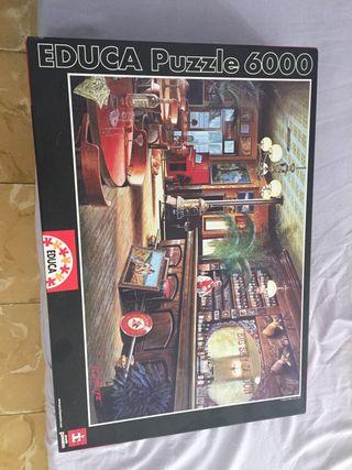 Puzzle 6000 piezas Educa