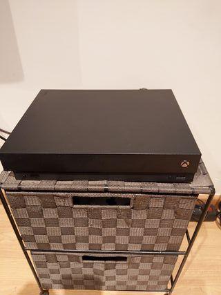 Xbox one x 1 terabyte