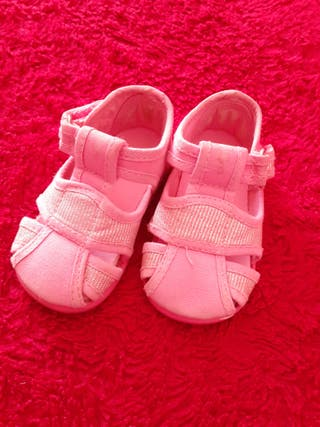 sandalias bebe