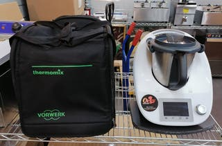 THERMOMIX TM5 IMPECABLE