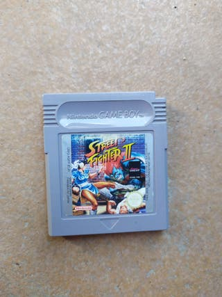 Juego Street Fighter II Game Boy Color