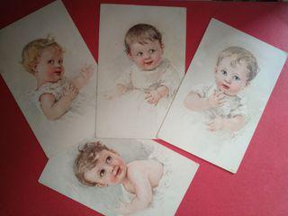 Album 81 postales antiguas Años 30