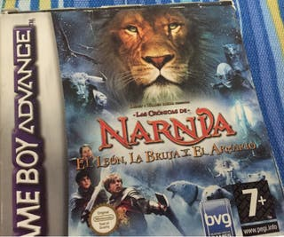 Crónicas de Narnia Game boy advance