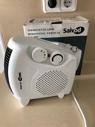 Calentador/Termoventilador Savoid