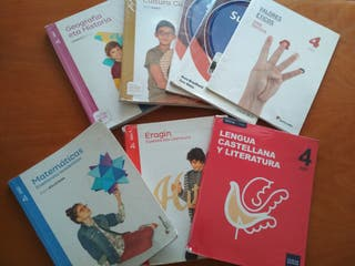 Libros 4° ESO .
