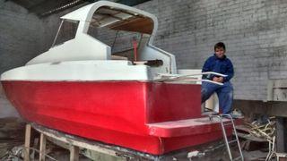 Barco de bancada
