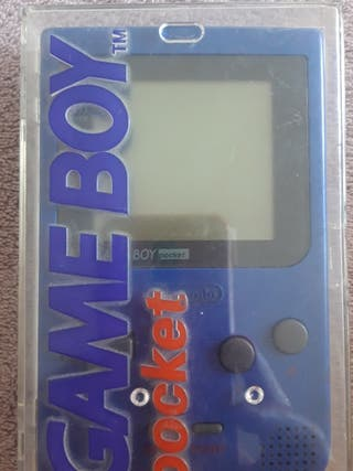 Game Boy Pocket+ Juego Tetris