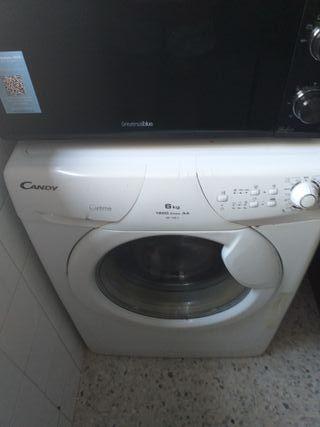 vendo.lavadora. por.80e en buen estado